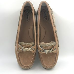 Womens Size 9 Flats Sperry Angelfish w/Memory Foam